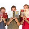 BIBLE books open