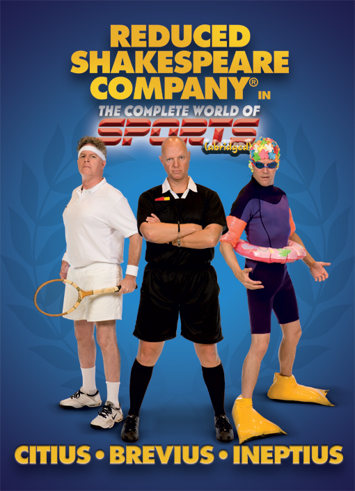 The Complete World of Sports (abridged) Poster