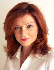Maureen Dowd (Fred R. Conrad/NY Times)