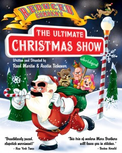 The Ultimate Christmas Show (abridged)