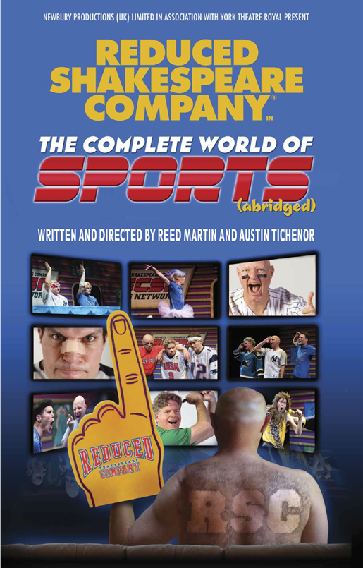 The Complete World of Sports (abridged) - UK