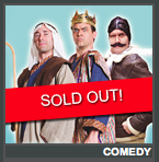 The Bible: The Complete Word of god (abridged) - UK TOUR