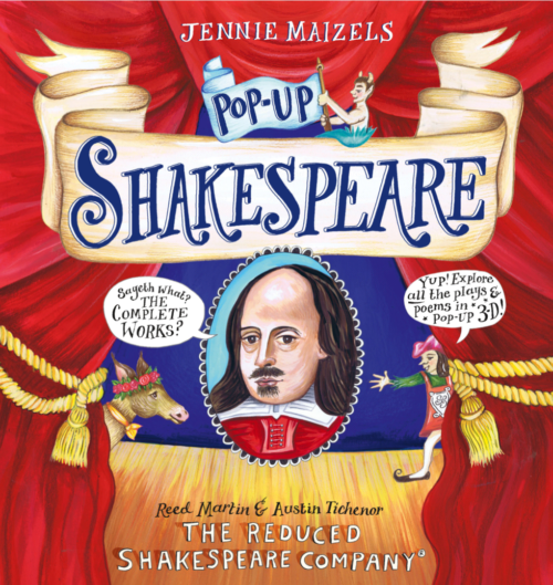 Pop Up Shakespeare Reduced Shakespeare Company
