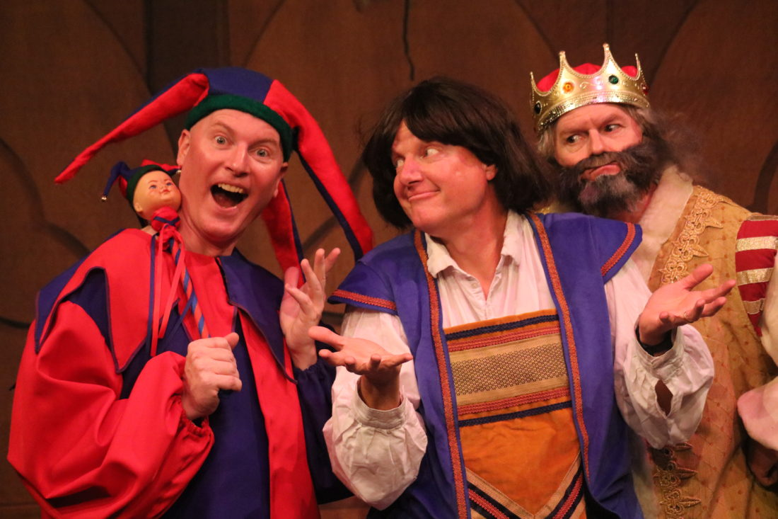 Home | Reduced Shakespeare Company